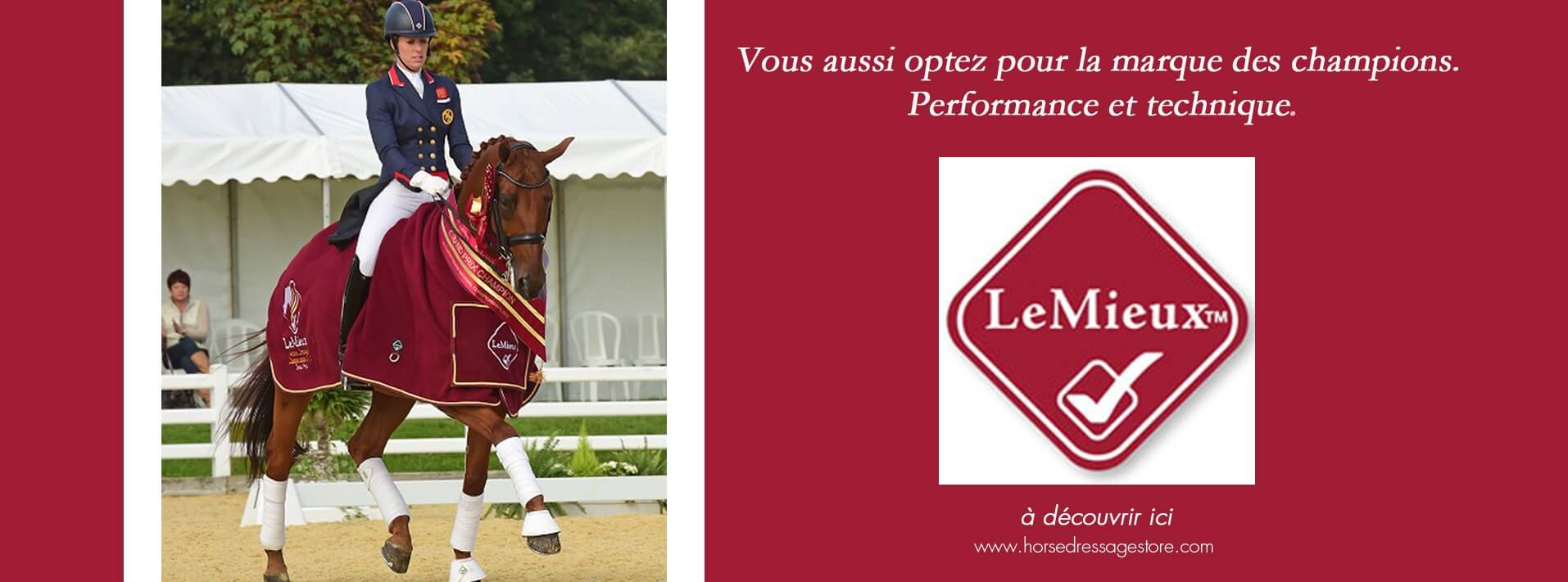 Lemieux horse products