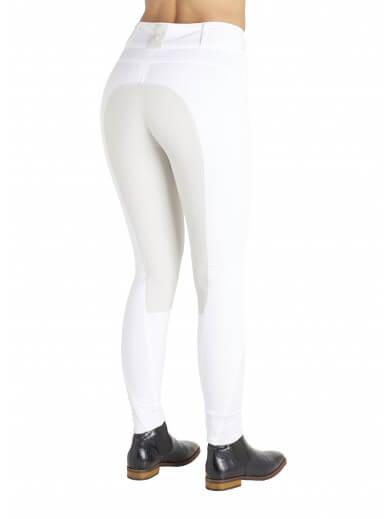Montar- culotte taille haute fond de peau crème