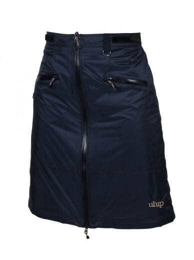 Uhip - Jupe coupe-vent imperméable bleu