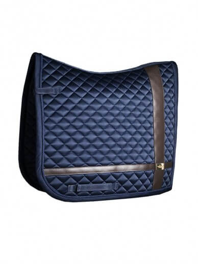 Equestrian Stockholm - Tapis deluxe cuir gold