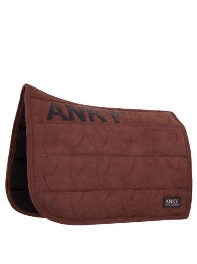 Anky - Tapis brodé dressage - 3 coloris