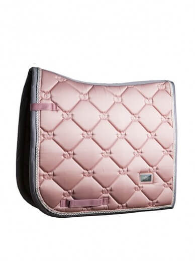 Equestrian Stockholm - Tapis Dusty pink