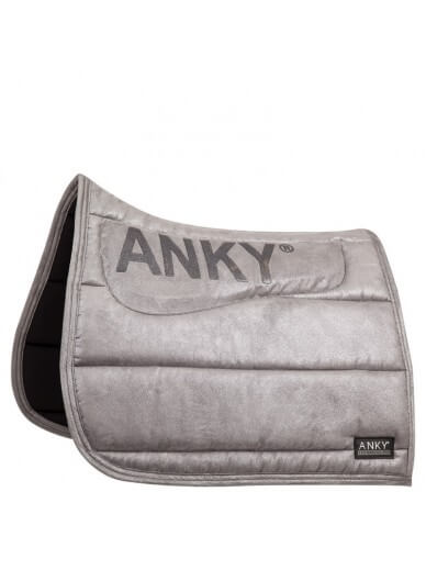 Anky - Tapis Therapeutic airflow silver grey