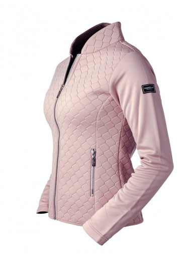 Equestrian Stockholm - Veste Next generation dusty pink