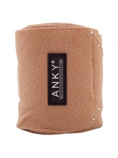 Anky - Bandes polaire light gold
