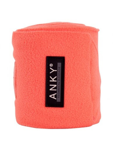 Anky - Bandes polaire corail