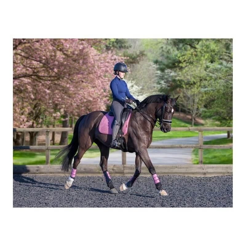 Tapis Dressage Prosport En Daim Suédine Sur Horsedressagestore