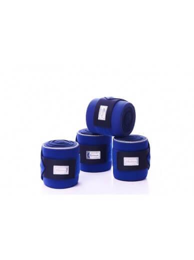 RiderByHorse- bandes élastiques/polaire royal blue