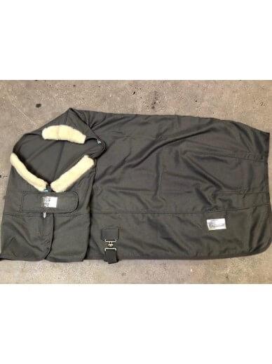 RiderByHorse - couverture sensitive cooler steel grey