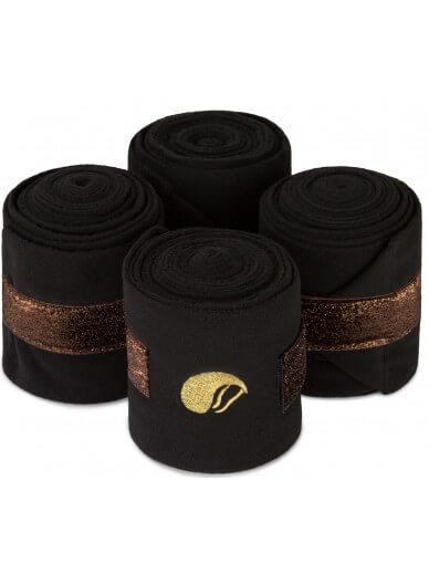 equito - bandes black bronze
