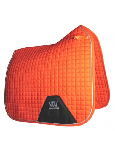 WoofWear - Tapis fusion dressage orange