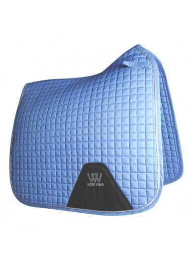 WoofWear - Tapis fusion dressage bleu layette