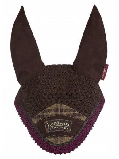 LeMieux - bonnet heritage plum