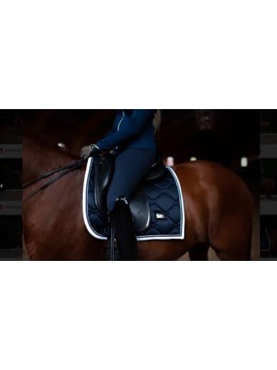 Equestrian Stockholm - Tapis midnight white edge *pre commandes*