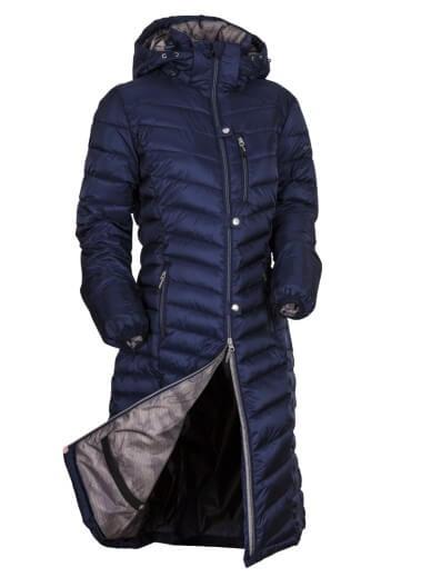 UhipAH18 - Manteau Nordic - blue