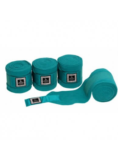 SD Design- bandes Diamond Edition turquoise