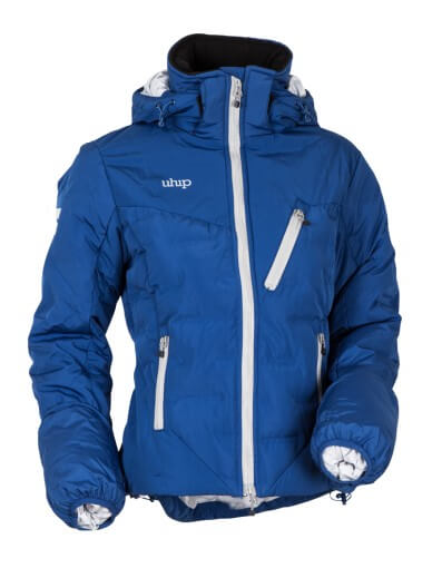 Uhip - Veste ice royal blue