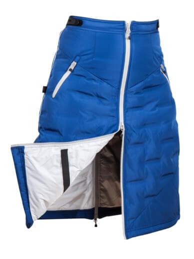 UhipAH18 - Jupe ice royal blue