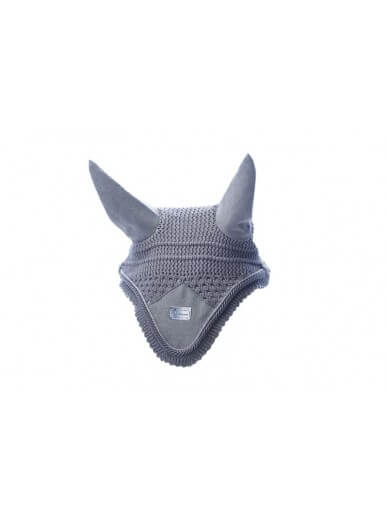 RiderByHorse -Bonnet Platinium light grey