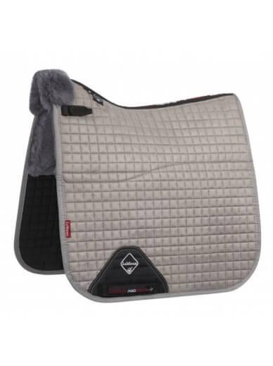 LeMieux - Tapis doublé en laine gris