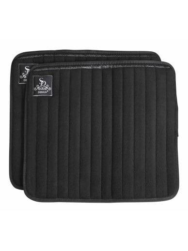 SD Design- sous bandes glitter black