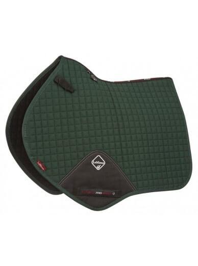 LeMieux - Tapis coton ProSport jump vert sapin
