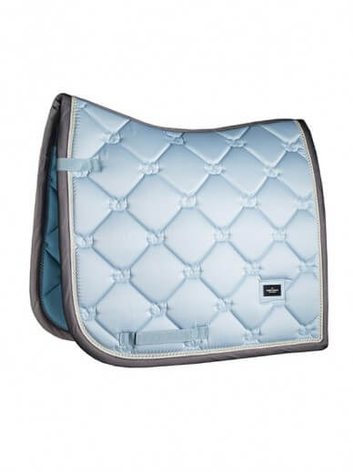 Equestrian Stockholm - Tapis ice blue