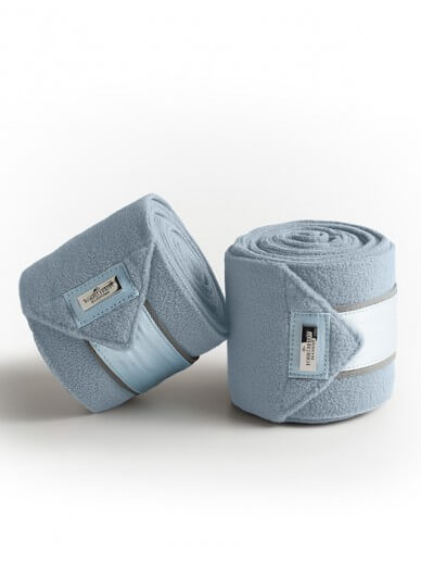 Equestrian Stockholm - Bandes polaire ice blue