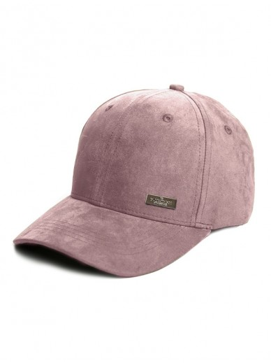 Equestrian Stockholm - Casquette dusty pink