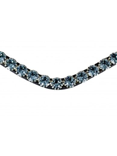 Ps of Sweden - Frontal indian sapphire avec clips