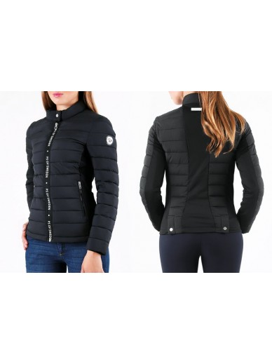 Ps of Sweden - Veste madeleine black onyx
