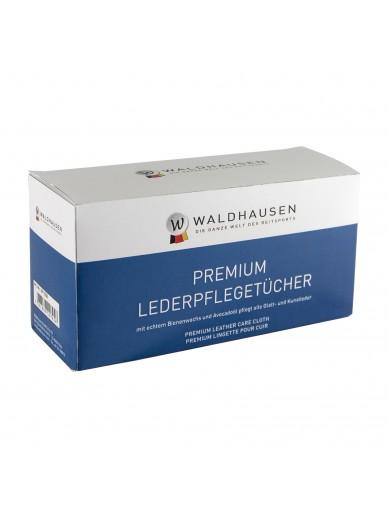 Waldhausen - lingettes prenium pour cuir