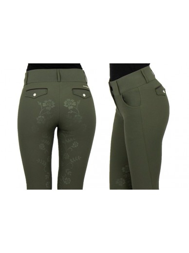 Ps of Sweden - Pantalon olivia green