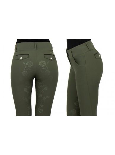 Ps of Sweden - Pantalon olivia green