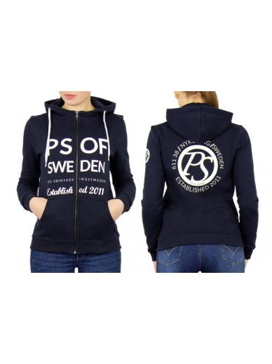 Ps of Sweden - sweat shirt Sophie deep sapphire
