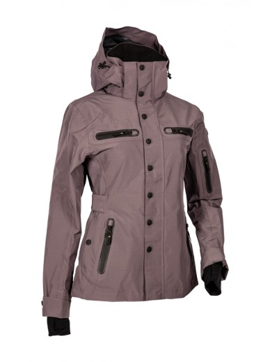 Uhip - trench jacket grey