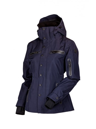 Uhip - trench jacket navy