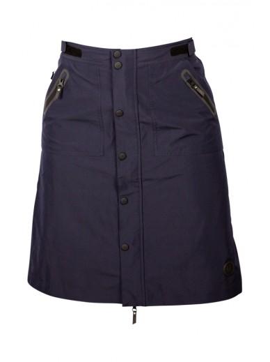 Uhip - trench skirt grey