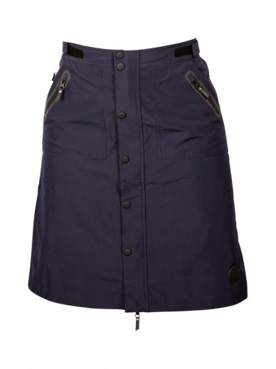 Uhip - trench skirt navy