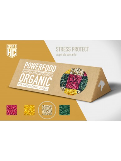 Happy crackers - stress protect superfood