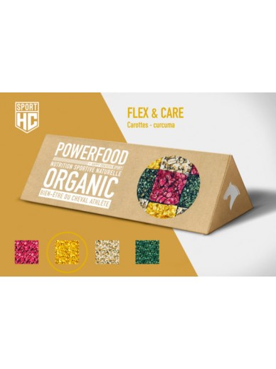 Happy crackers - flex & care superfood