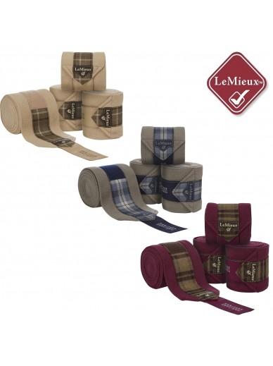 LeMieux - bandes heritage - 3 coloris