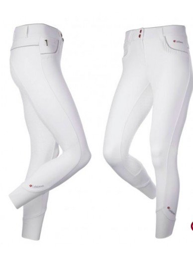 LeMieux - pantalon engage blanc