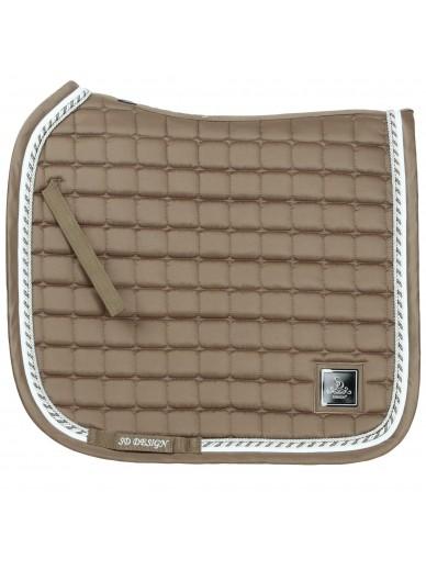 SD Design- tapis signature iced brown