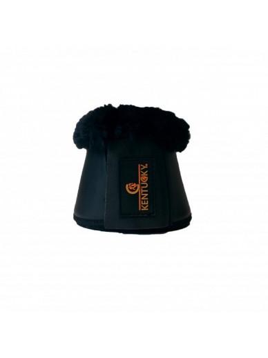 Kentucky - cloches cuir et mouton - 3 coloris