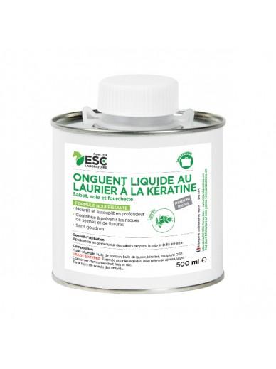 ESC - onguent nutrition keratine liquide