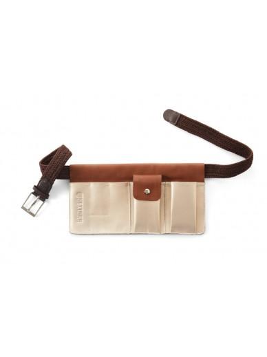 Kettner - plaiting kit gold/brown
