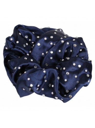 SD Design- élastique diamond/pearl scrunchie - 4 coloris