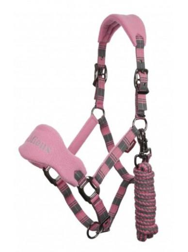 Lemieux - Licol Signature - blush pink