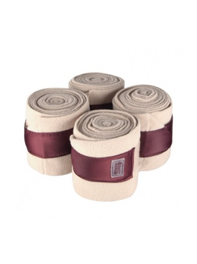 equito - bandes champagne plum